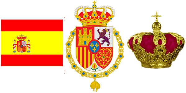 Corona del rey de España