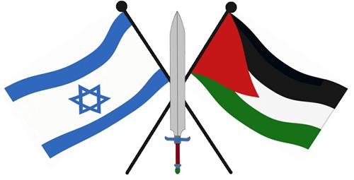 Bandera y Espadas