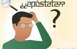 Apóstatas e falsos ministros