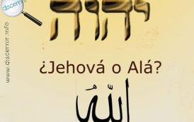 Jehová y Alá